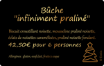 Edikio Price Tag - Boulangerie Carte Exemple