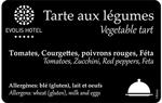 Edikio Guest - Étiquette de buffet (2)