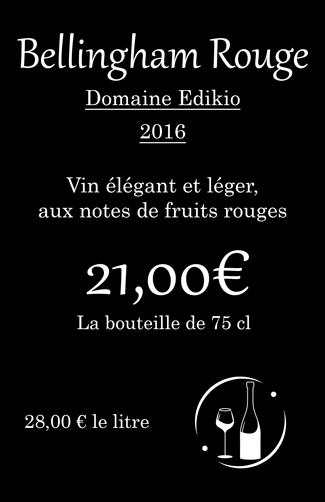 Edikio - Vin - Carte exemple