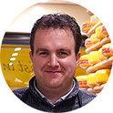 Peter Kalkman, Gérant de la fromagerie Kalkman, Pays-Bas