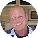 Harteveld Kees, gérant de la poissonnerie