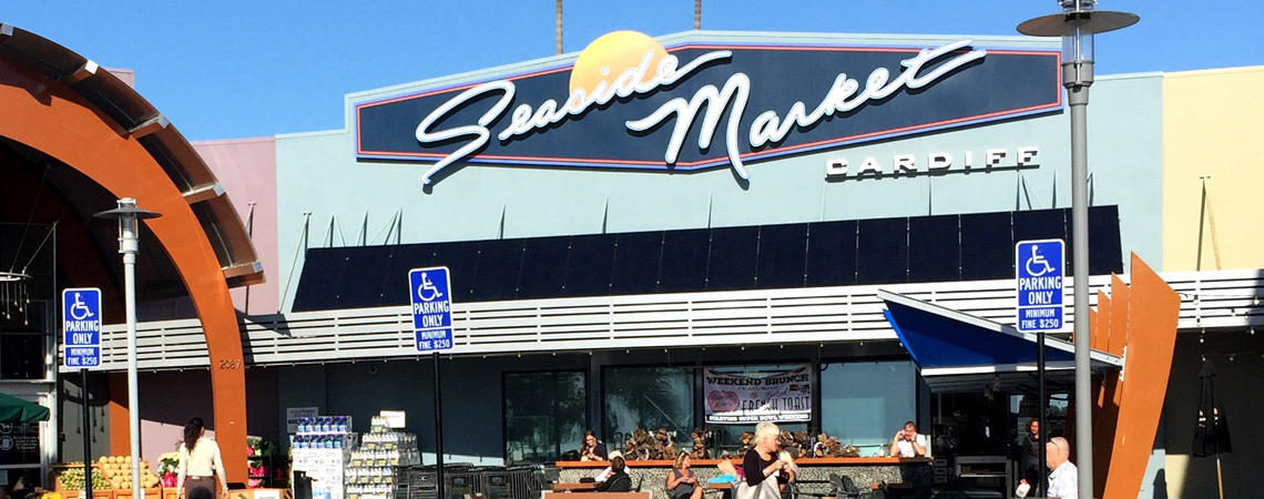 Seaside market success story