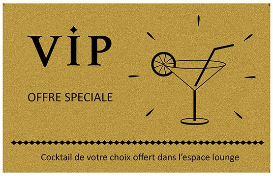 Carte VIP Edikio Guest